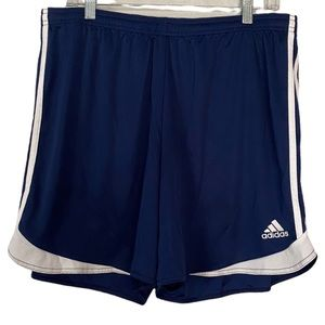 Classic Adidas Climate Cool Athletic Shorts